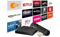 Amazon Fire TV mit 4K UltraHD