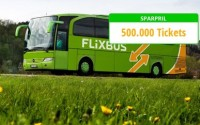 Flixbus SPARpril Aktion