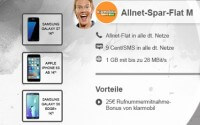 Klarmobil Allnet Spar Flat M
