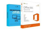 Microsoft Office 365 Personal + F-Secure Anti-Virus