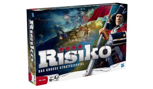 Strategiespiel Risiko