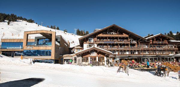 Urlaub im Zillertal Alpenwelt Resort