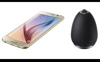 Samsung Galaxy S6 ohne Vertrag + R6 Lautsprecher