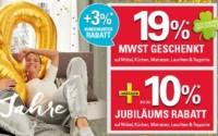 Möbel Höffner Jubiläum Mehrwertsteuer
