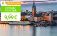 Fernbus nach Schweden