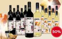 Lumos No 2 Blanco & Lumos No 4 Tempranillo