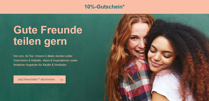 10 ebay newsletter gutschein auf alle artikel bei zahlung mit paypal. Black Bedroom Furniture Sets. Home Design Ideas