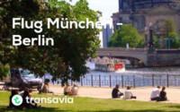 Transavia Flüge München - Berlin