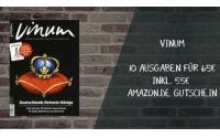 Weinmagazin Vinum Prämienabo
