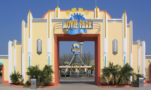 Tageskarte Movie Park Germany