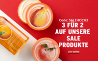 The Body Shop Kauf 3 Zahl 2 Aktion