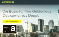 Comdirect Depot Amazon Gutschein