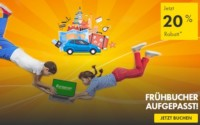 Europcar Frühbucher Rabatt