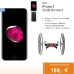 Otelo XL Vertrag (Allnet-Flat + 2,5 GB Internet) mit iPhone 7 32GB für 29,99€/Monat