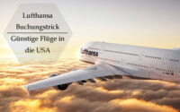 Lufthansa Trick USA