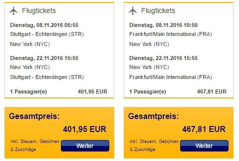 Lufthansa Trick Stuttgart