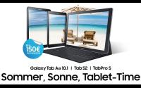 Samsung Sommerprämie Tablet Cashback