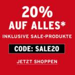The Body Shop Sale: Bis zu 50% Rabatt + 20% Gutschein!