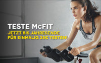 McFit Mitgliedschaft
