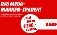 Media Markt Mega Marken Sparen