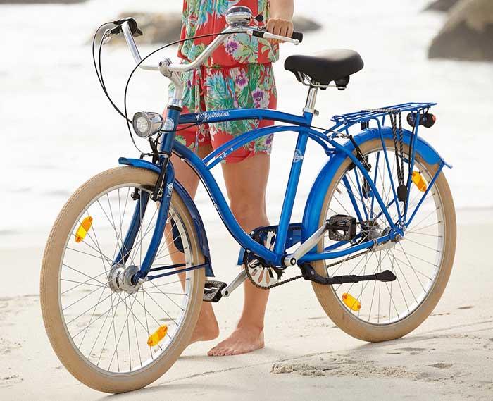Tchibo Beachcruiser Fahrrad