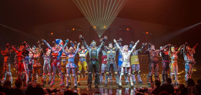 Starlight Express Tickets