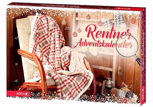 Rentner Adventskalender