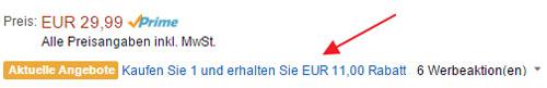 Powerbank Gutschein