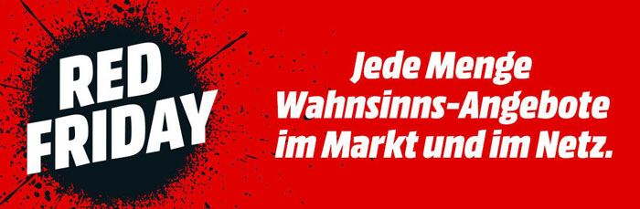 Media Markt Red Friday