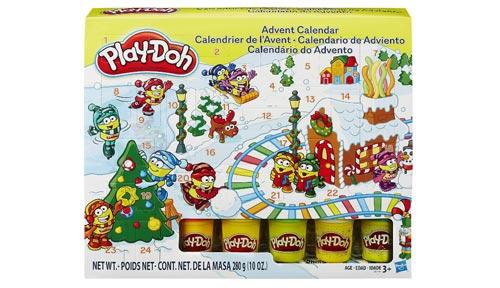 Play Doh Adventskalender Knete