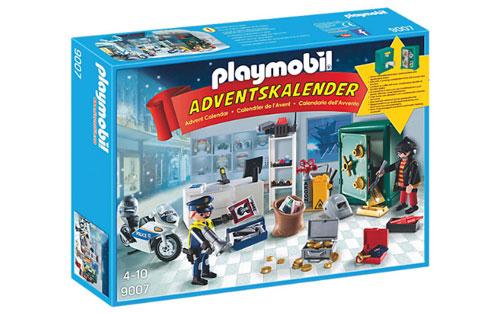 Playmobil Adventskalender Polizeieinsatz
