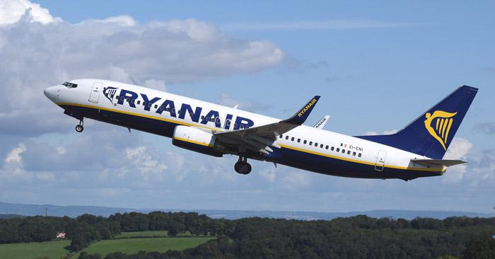 Ryanair Schnäppchenflüge