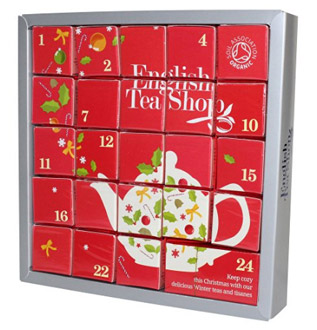 Tee Pink Christmas Adventskalender