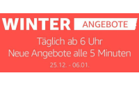 Amazon Winter-Angebote 2016
