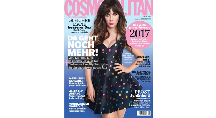 Zeitschrift Cosmopolitan