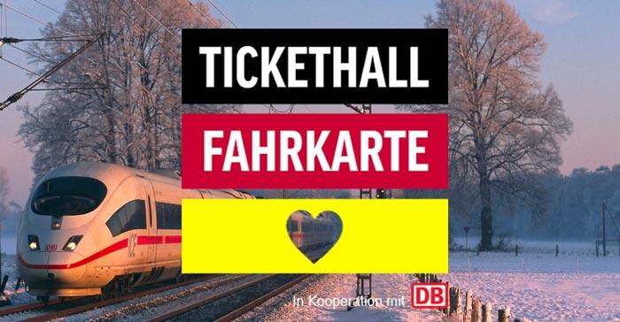 Deutsche Bahn Ticket ohne Zugbindung