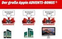 Media Markt Apple Advents-Bonus