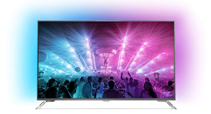 Philips Ambilight 4K TV