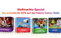 Sky Weihnachts-Special 2016
