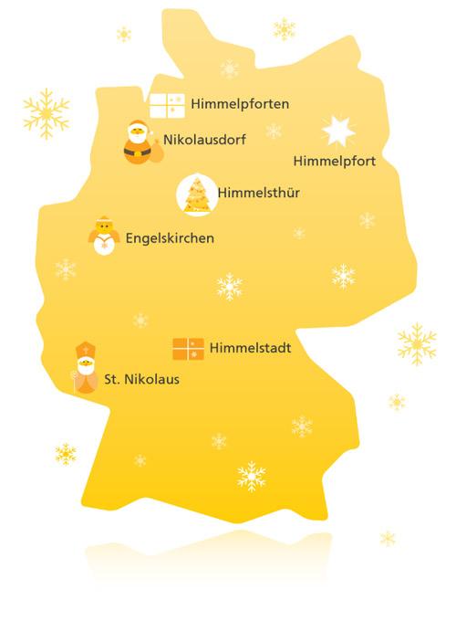 Weihnachtsfilialen Deutsche Post