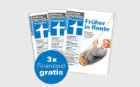 Zeitschrift Finanztest gratis