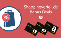 Shoppingvorteil Bonus Deals