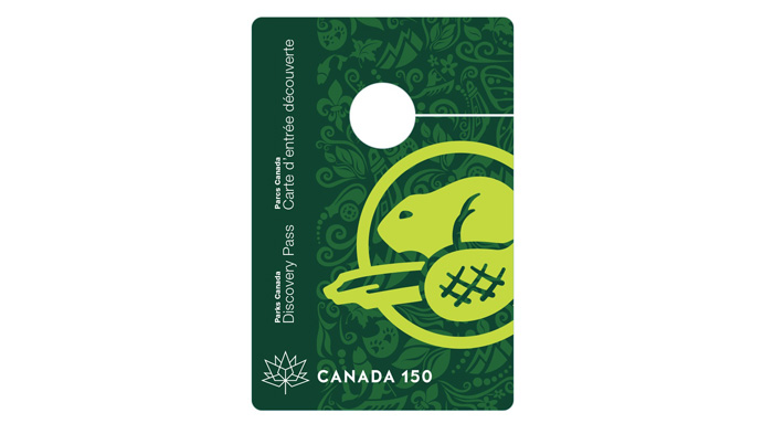 Discovery Pass Kanada 2017 Nationalparks