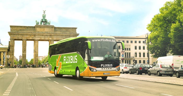 Flixbus Europa Ticket bei Netto