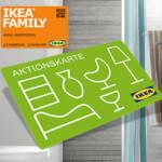 IKEA Badezimmermöbel Aktionskarte
