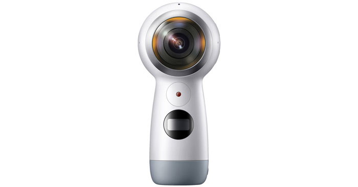 Samsung Gear 360 Virtual Reality Kamera