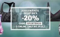 Sport-BHs bei Sportscheck