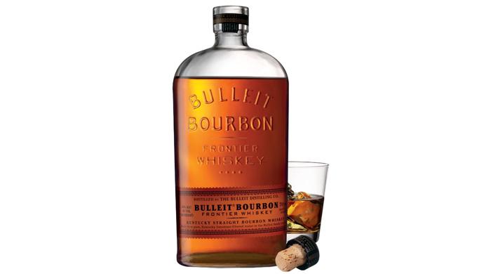 Bulleit Bourbon Kentucky Straight Frontier Whiskey