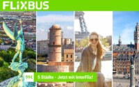 Flixbus Interflix Ticket