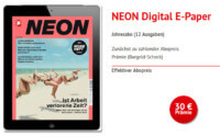 NEON E-Paper kostenlos